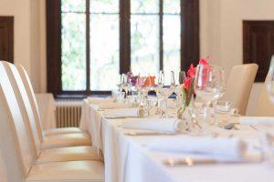 Hochzeit direkt am Attersee - Catering im Grafengut