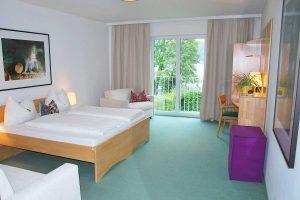 Doppelzimmer im Grafengut - Hotel am Attersee